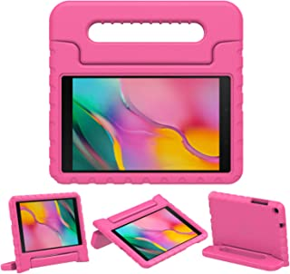 Dadanism Kids Case for Samsung Galaxy Tab A 8.0 2019, Shockproof Light Weight Protection Handle Stand Case for Samsung Gal...
