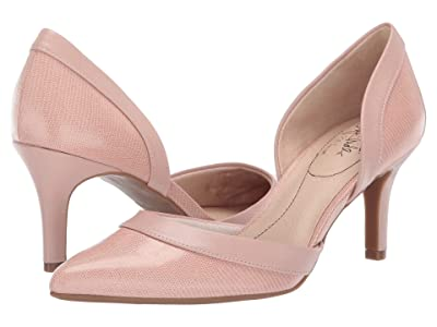 LifeStride Saldana (True Blush Mini Lizard/Vinci Exclusive) Women