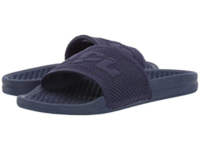 Athletic Propulsion Labs (APL) Big Logo Techloom Slide (Navy) Men