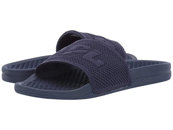 Athletic Propulsion Labs (APL)  Big Logo Techloom Slide (Navy) Mens Slide Shoes