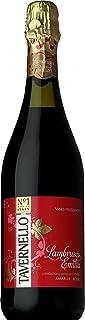 【世界NO.1 イタリアテーブルワイン】 タヴェルネッロ ランブルスコ ロッソ 750ml
