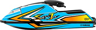 Yamaha Superjet Jet Ski Graphic Wrap kit (Blue)