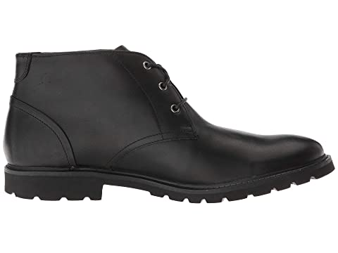 and Ready BlackBrown Rockport LeatherTobacco Sharp Chukka zwpvq87