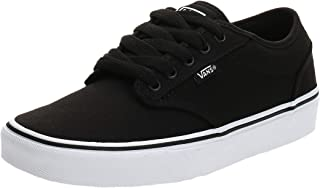 Vans Shoes - Sneaker Atwood - Canvas Black White