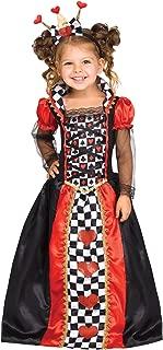 Best queen of hearts toddler Reviews