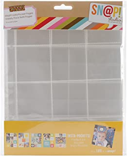 Clear Sandylion SBPGPRO Protector-Refill Pack 10 TOP Loading Page