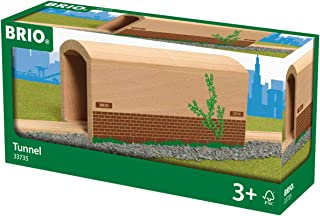 BRIO World - Wooden Tunnel Train Set Accessories for Kids Age 3 Years and Up, Compatible with All BRIO Train Sets