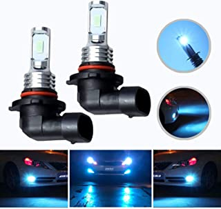 HOCOLO 2x 9005 HB3 H10 9055 9145 LED Bulbs DRL Fog...