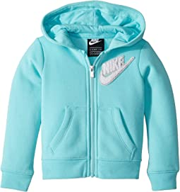 Fleece Lurex Hoodie (Toddler)