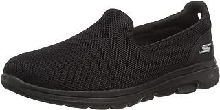 Skechers Women's Womens Go Walk 5 Shoe Mesh Black