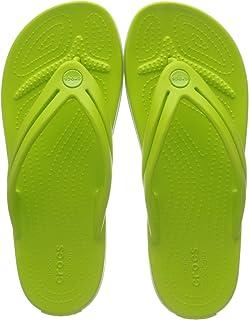 Crocs Crocband Flip, Zapatillas de Estar por casa con talón Abierto Mujer