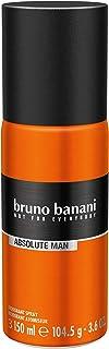 bruno banani Absolute Man dezodorant dla mężczyzn, 150 ml