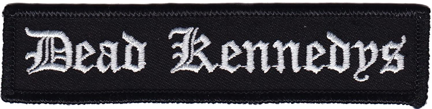 Application Dead Kennedys Old English Logo Patch