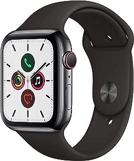 Best apple watch steel band black Reviews