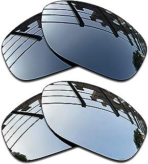 SEEABLE Premium Polarized Mirror Replacment Lenses for Oakley Pit Bull OO9127 Sunglasses