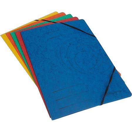 Herlitz 10902872 Eckspanner A4 farbig 5er