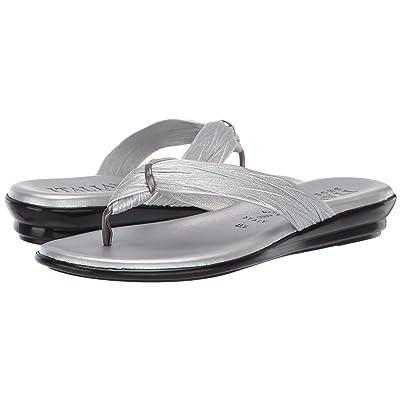 Italian Shoemakers Aleena (Silver) Women