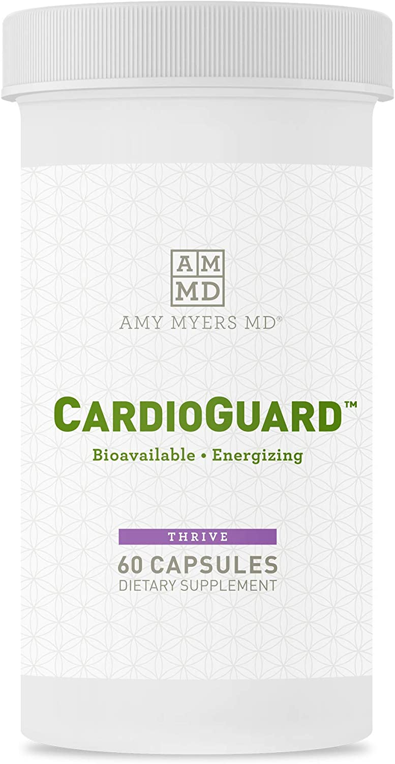 Large discharge sale Dr. Amy Myers Genuine CardioGuard Supplement Supports Heart for Health -