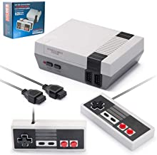 $22 » Sponsored Ad - Classic Retro Game Console Mini Video Game Consoles with 620 Games for NES Style Game - AV Output (NOT OEM)
