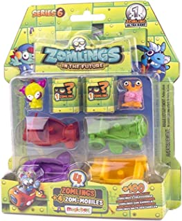 ZOMLINGS- Blíster Pack, Serie 6 (Magic Box INT. Toys