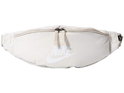 Nike Heritage Hip Pack (Phantom/Desert Sand/White) Bags