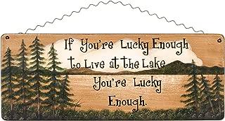 Ohio Wholesale Lucky Lake Sign