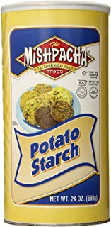 Potato Starch, Gluten-Free, 1.5 lb Resealable Container, Kosher, 24 Ounces