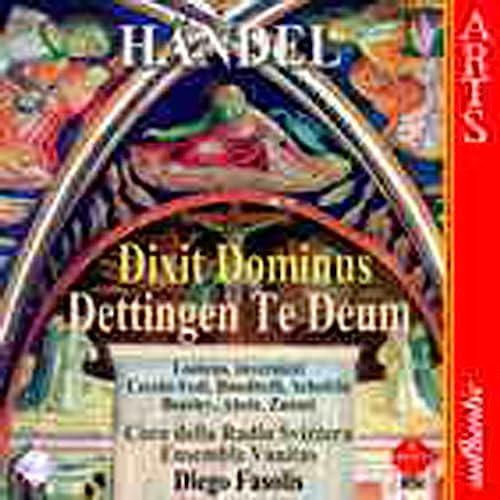 Dettingen Te Deum - Dixit Dominus de Coro Della Radio Svizzera, Ensemble Vanitas & Diego Fasolis en Amazon Music - Amazon.es