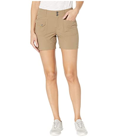 Marmot Delaney Shorts (Desert Khaki) Women