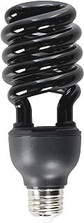 60 Watt Flourescent Blacklight Twist Bulb
