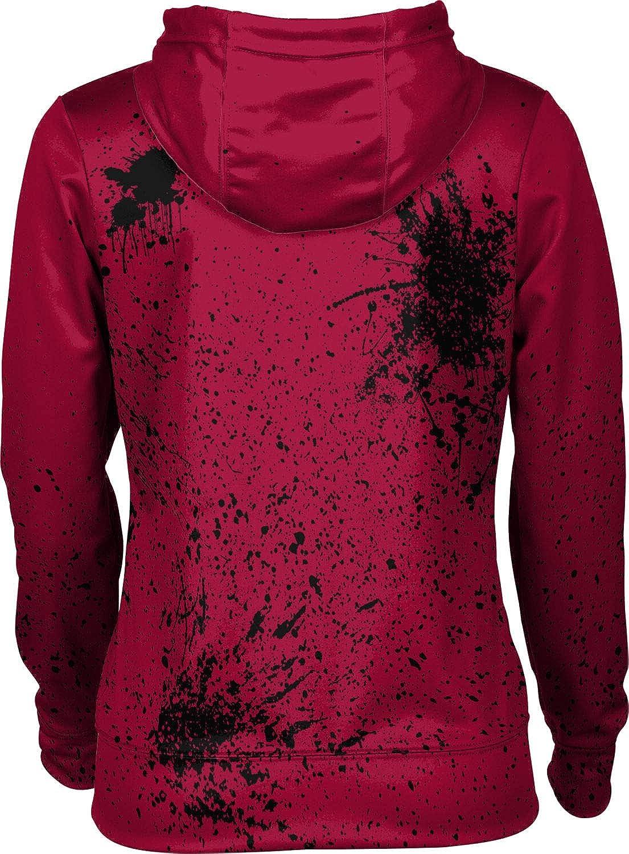 ProSphere University of Indianapolis Girls' Pullover Hoodie, School Spirit Sweatshirt (Splatter)