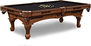 Holland Bar Stool Co. Colorado 8' Logo Pool Table