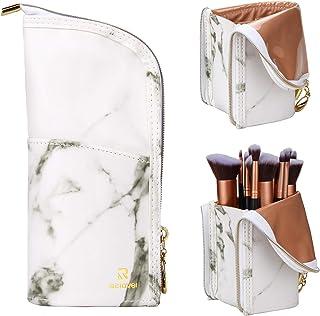 Seashells Beach Theme Pencil Pouch Accessories bag Makeup brush holder Coupon holder