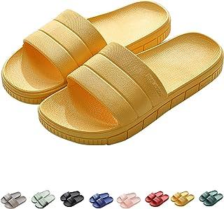 Sandales pantoufles d'été antidérapantes hommes & femme Chaussons de salle de bain Couples Chaussures de plage décontractées
