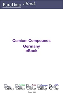 Osmium Compounds in Germany: Market Sales in Germany