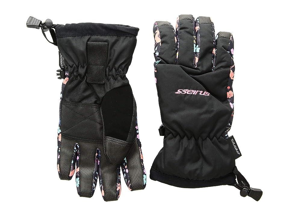 Seirus Jr Rascal Gloves (Unicorn/Grapefruit) Ski Gloves