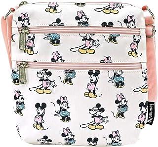 Pastel Minnie Mickey AOP Nylon Passport