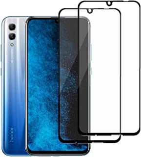 Aminery Huawei Honor 10i/10 Lite Tempered Glass Screen Protector, Glass Film/Anti Scratch/Oleophobic Coated/Smooth Touch Protective Cover Film(2Pack)(6.21'', Huawei Honor 10i/10lite)