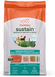 Canidae SustainEnvironmentally-Friendly,DryDog Food,MSCcertified AlaskanSalmon - 18 lbs
