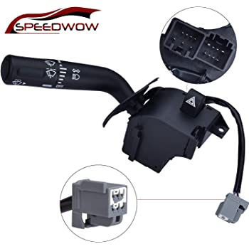 Turn Signal Wiper Dimmer Combination Lever Switch for 2005-2008 Ford F-150 2006-2008 Lincoln Mark LT 4.2L 4.6L 5.4L 6L3Z13K359AA