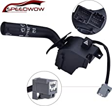 SPEEDWOW Turn Signal Wiper Dimmer Combination Headlight Lever Switch Compatible with 2005-2008 Ford F150 2006-2008 Lincoln...