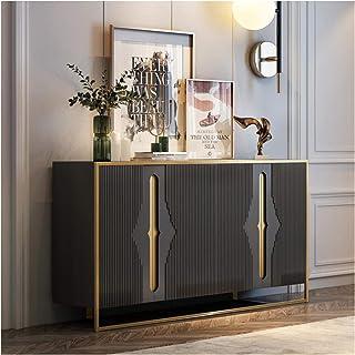 Luxury Porch Cabinet Villa Living Room TV Cabinet Bedroom Tall Modern Minimalist Storage Porch Table Classic Modern Design...