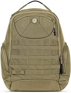 Mission Critical | S.01 Action Daypack Zip | Baby Gear for Dads | Wearable or Connects to Carrier