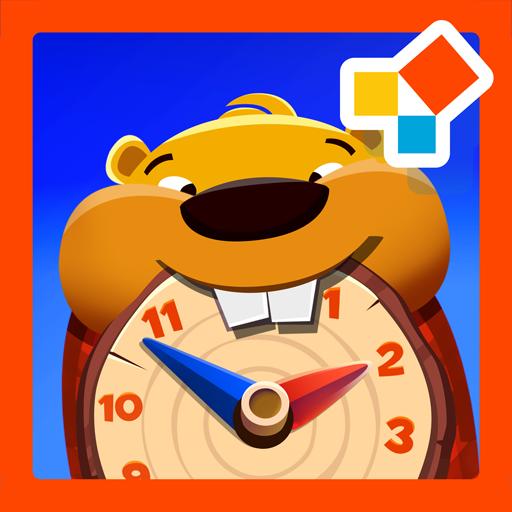 Tic Tac Time: Découpe le temps d'une journée pour apprendre à lire l'heure