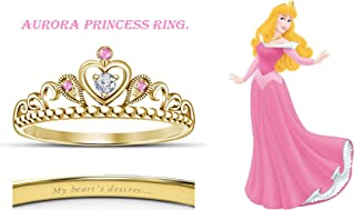 aurora engagement ring disney