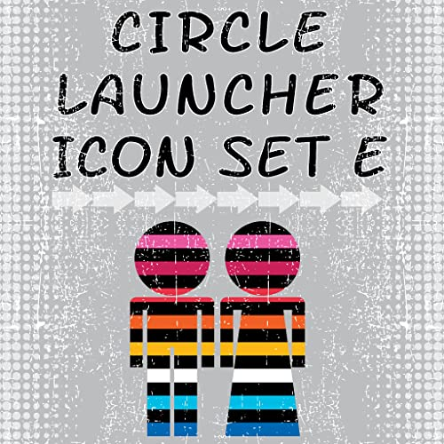 Icon Set E Circle Launcher