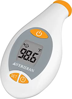 Veridian 09-332 Deluxe Temple Touch Thermometer