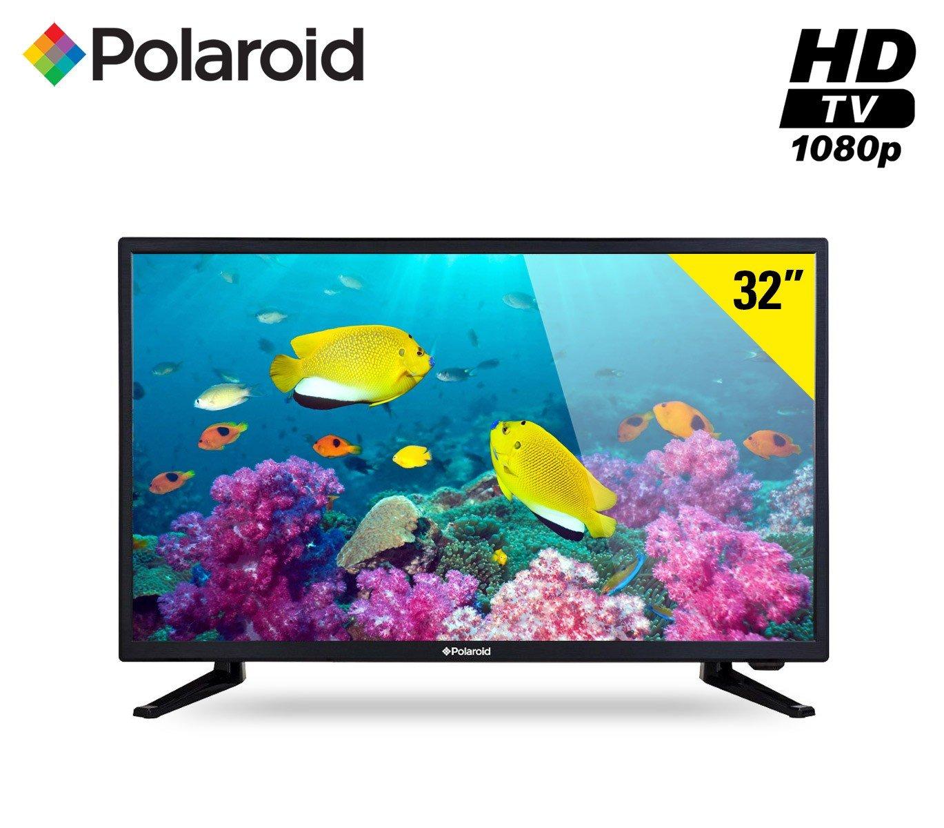 MWS2447 TQL32R4 Polaroid - Pantalla plana (32 pulgadas, televisor LED Full HD, 1366 x 768 HD, 81 cm): Amazon.es: Electrónica