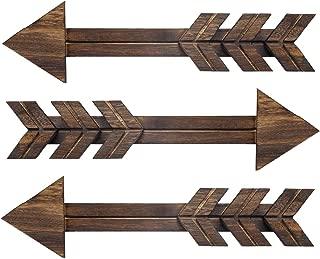 Dahey Rustic Wood Arrow Sign Wall Decor, 15