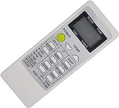 Controle remoto de substituição HCDZ para o ar condicionado portátil para quarto Sharp CRMC-A810JBEZ CV-2P10SC AY-A09CR A...